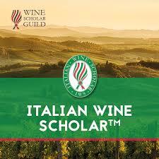 Wine Scholar Guild - Italy