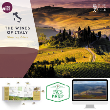 Wine Scholar Guild Italy - Prep