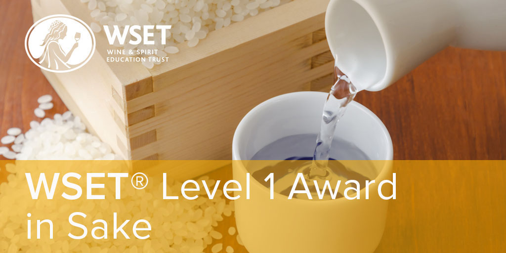 Online - WSET Level 1 Sake